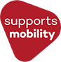 Supports mobility