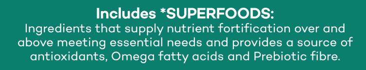 Lokuno No Grain superfood.